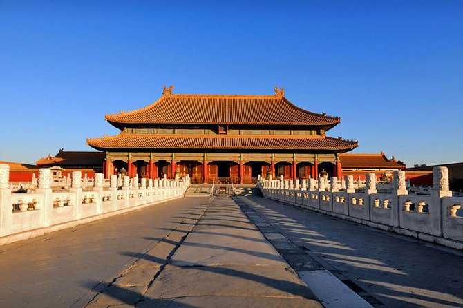 Private Beijing Day Tour of Must See City Attractions
