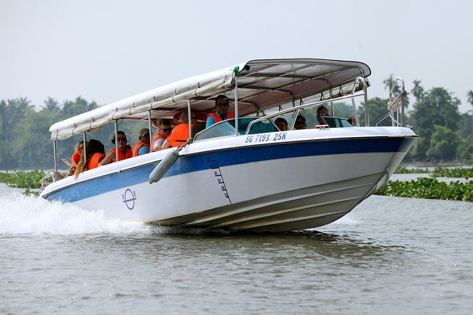 Full-Day Tour in the Cu Chi Tunnels with a Luxury Speed Boat