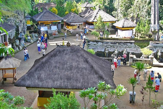 Amazing Private Tours-Cycling To Rice Fields Of Ubud Village-Goa Gajah Temple