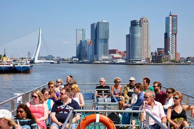 Rotterdam: Keukenhof, Harbour Cruise, and Euromast Guided Tour