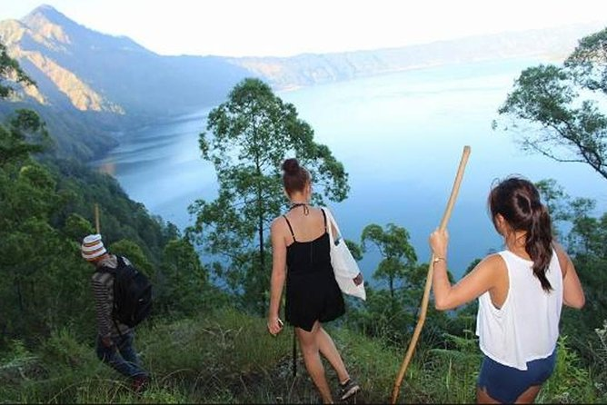 Private Tour Unforgettable Batur Volcano Hiking and Ubud Monkey Forest