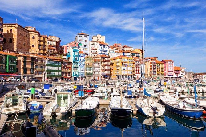 Basque Coast Tour: Vizcaya Bridge, Gaztelugatxe, Bermeo and Gernika