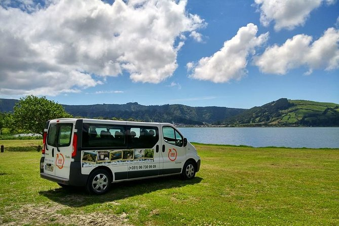 FD VAN Furnas Tour with lunch from Ponta Delgada