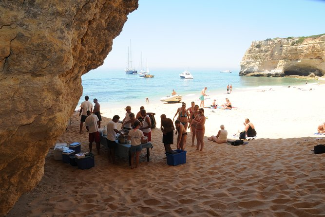 Sailing The Algarve Coastline Cruise with BBQ on the Beach photo 9