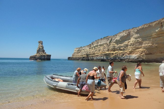 Sailing The Algarve Coastline Cruise with BBQ on the Beach photo 2