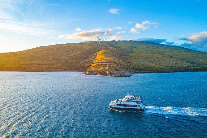 Sunset Cocktail Cruise Aboard Calypso (MAUI /Ma'alaea Harbor)