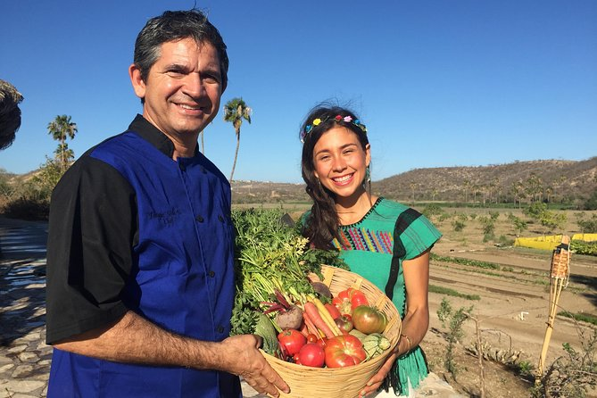 Organic Cooking Class in San Jose del Cabo