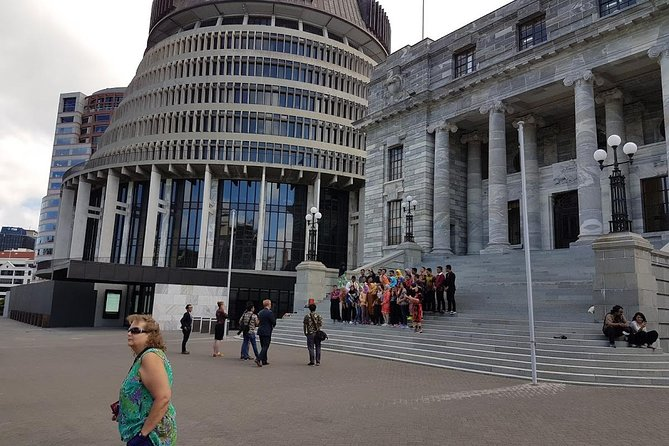 Private Wellington Full Day Sightseeing Tour