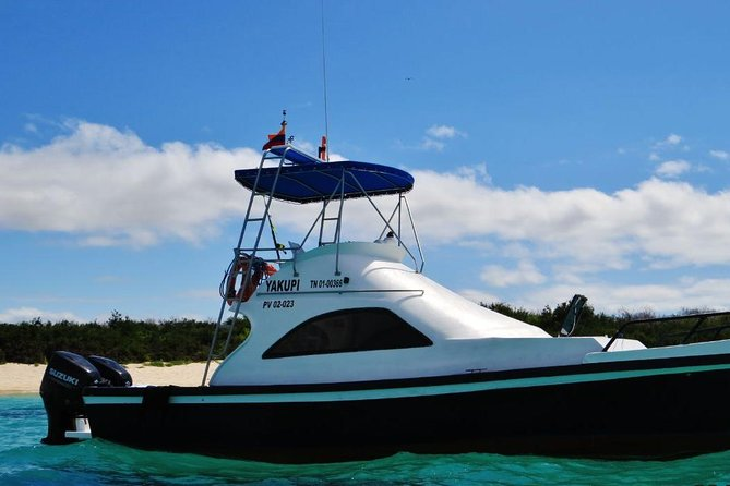 Santa Fe Galapagos Snorkeling Day Trip plus Playa Escondida - Includes Lunch photo 4