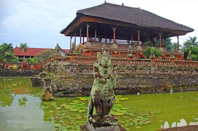 Amazing Private Tours-East Of Bali-Waterfall-Bali Kertagosa-Goa Lawah Temple