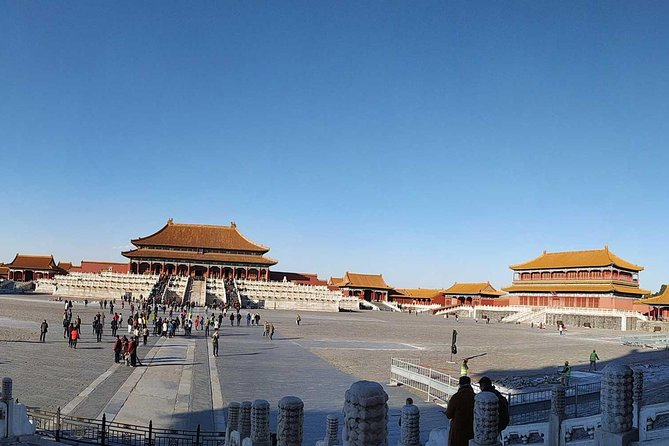 Group Day Tour: The Forbidden City, Temple of Heaven and Summer Palace photo 3