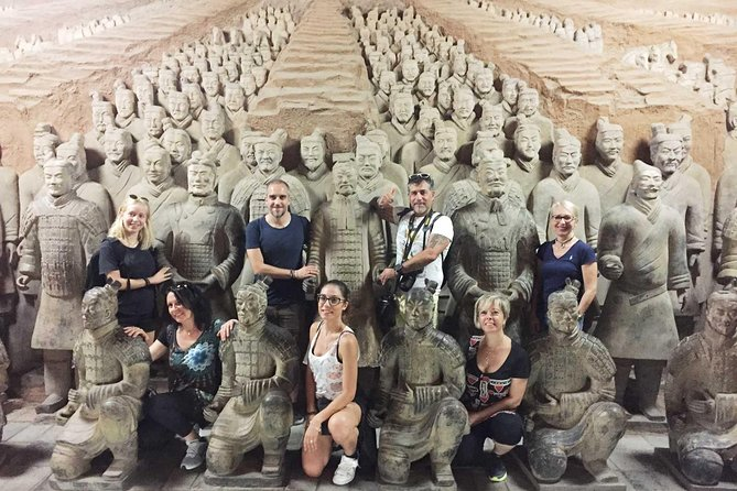 Xi'an Terracotta Warriors Mini-Group Tour photo 4