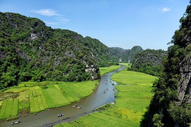 Full-Day Ninh Binh Highlights Tour from Hanoi
