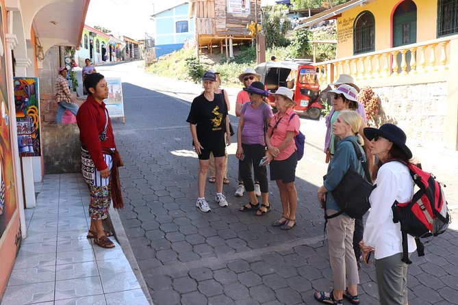 Our maya tour guide