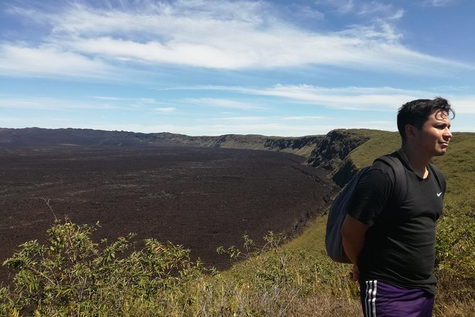 Hiking Day Trip to Sierra Negra Volcano Galapagos photo 8