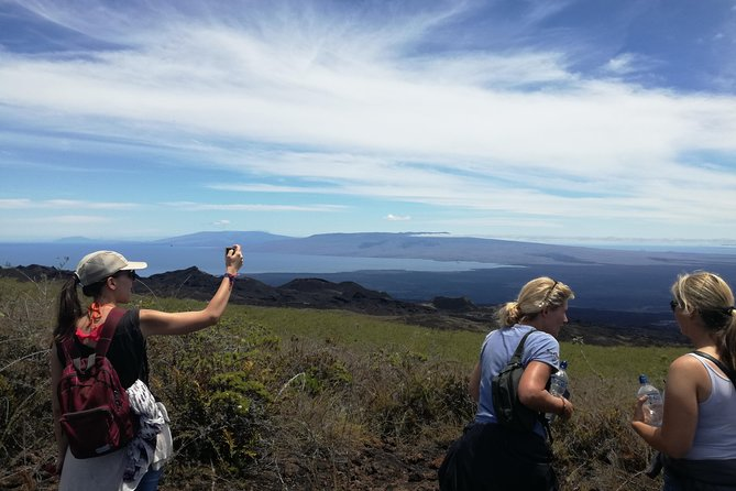 Hiking Day Trip to Sierra Negra Volcano Galapagos photo 6