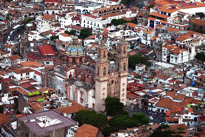 Taxco Tour From Acapulco