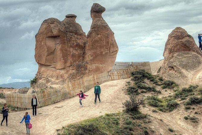 Cappadocia Red Tour : Full-day guided Tour - Including Lunch