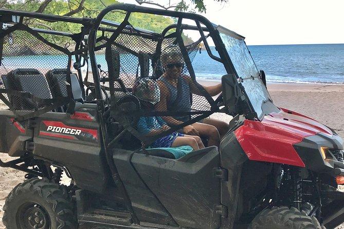 UTV Side By Side Off Road Tour Tamarindo Beach & Flamingo Beach