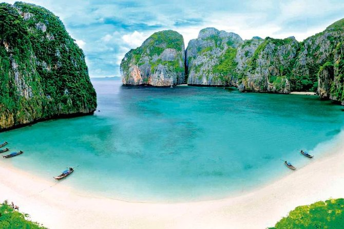 Phi Phi Island Afternoon Tour by Speedboat