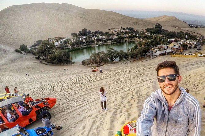 Nazca lines and Huacachina oasis private transfer from Lima