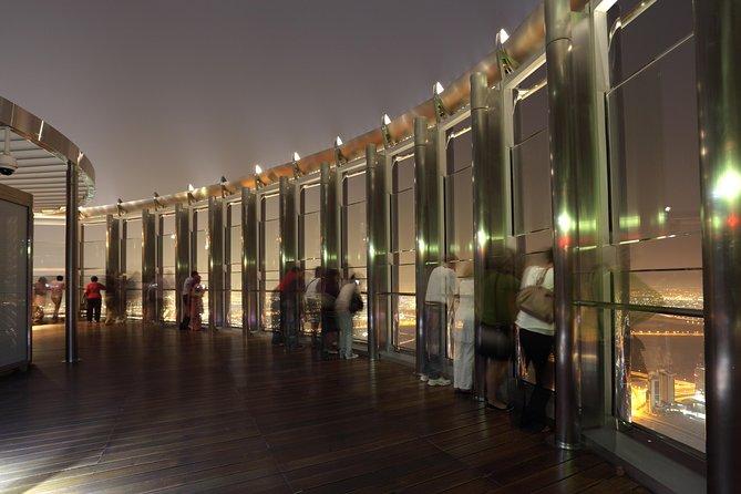 Full Day Burj Khalifa 124: e våningen icke-premiär timmar besök med delade överföringar