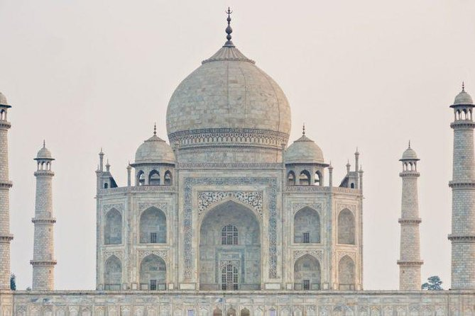 Private Taj Mahal Tour By Train