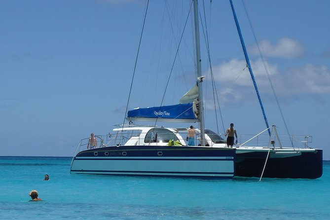 The Original Farewell Tour - sailing Around the Island - snorkel, beach...