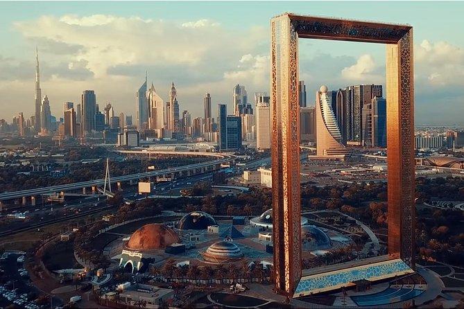 Alte und moderne Dubai City Tour mit Dubai Frame Tickets