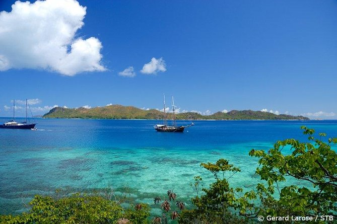 Full Day Excursion of Cousin, Curieuse and St Pierre Islands from Praslin Island