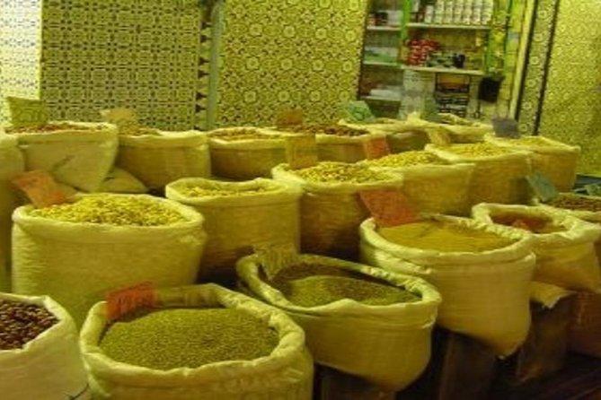 Tunis Medina shopping tour
