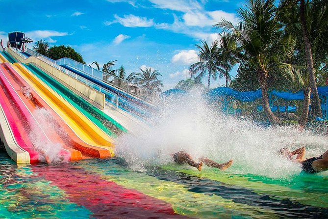 Siam Amazing Park - Amusement and Water Park Day Tour