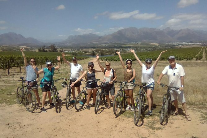 Stellenbosch Winelands Guided Half Day Cycle Tour photo 7