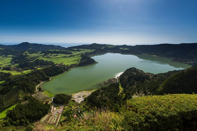 São Miguel East Full Day Tour with Furnas Including Lunch