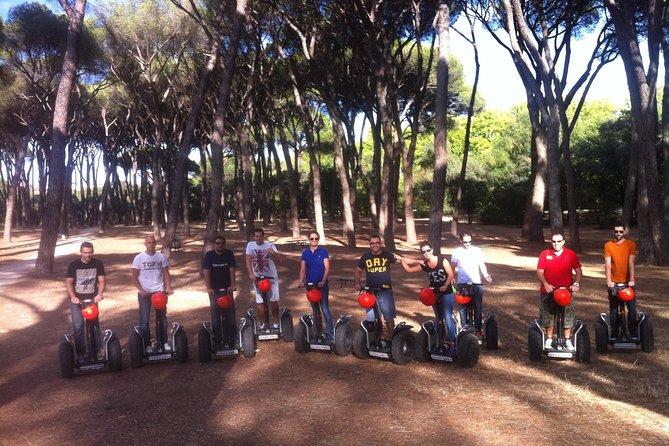 Madrid Segway: 2h Casa Campo Off Road Tour