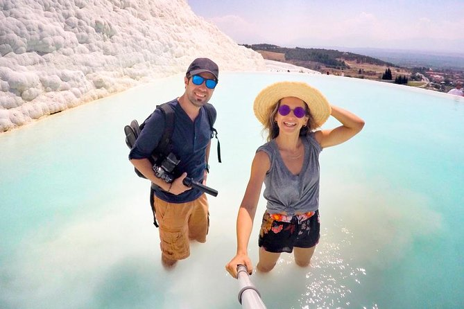 Small-Group Pamukkale Tour from Kusadasi or Selçuk photo 3