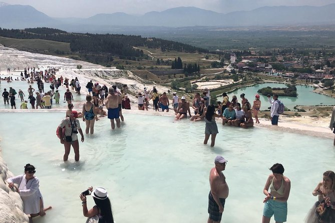 Small-Group Pamukkale Tour from Kusadasi or Selçuk photo 7