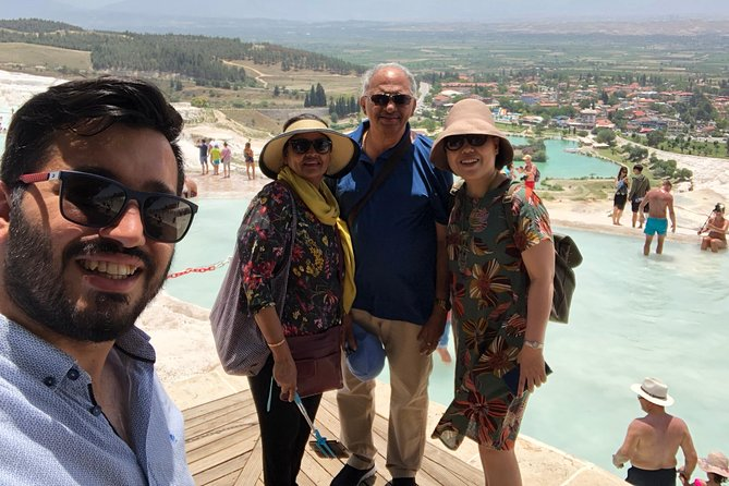 Small-Group Pamukkale Tour from Kusadasi or Selçuk photo 6