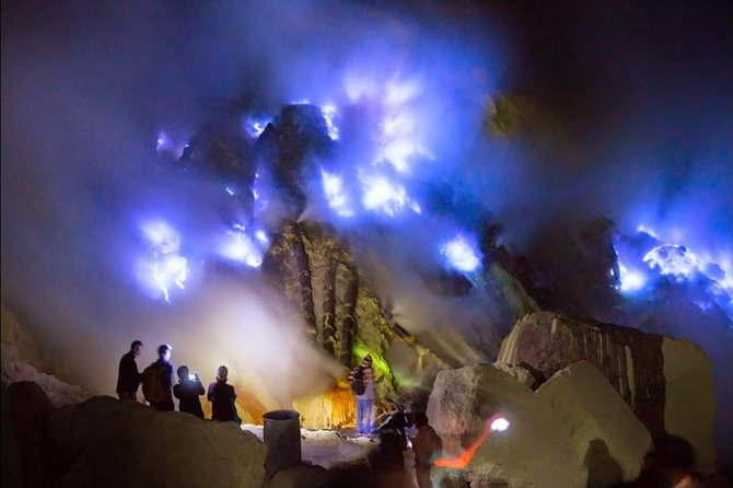 Overnight Tour to Volcano Ijen in Java