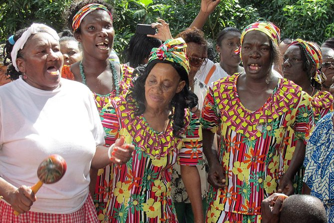 Must Do-Accompong Town Maroon Village Tour & Celebration Falmouth