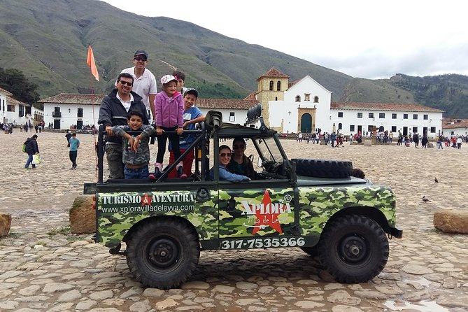 Xplora Amazing Experience Off Road Tour Villa de Leyva