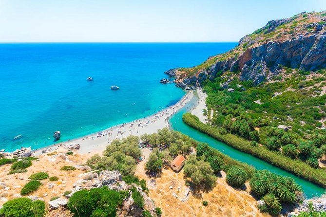 Preveli Beach and Plakias Full-Day Trip From Rethymno