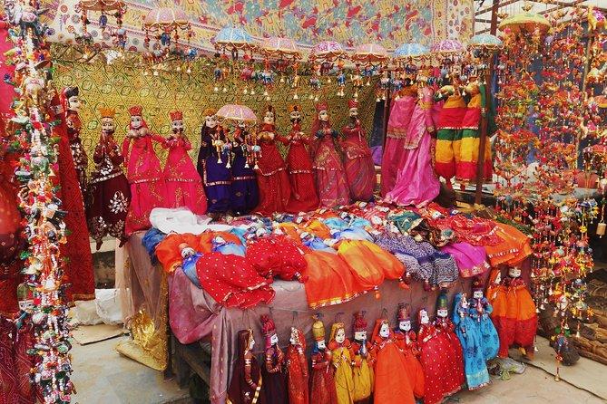 Delhi Market Tour