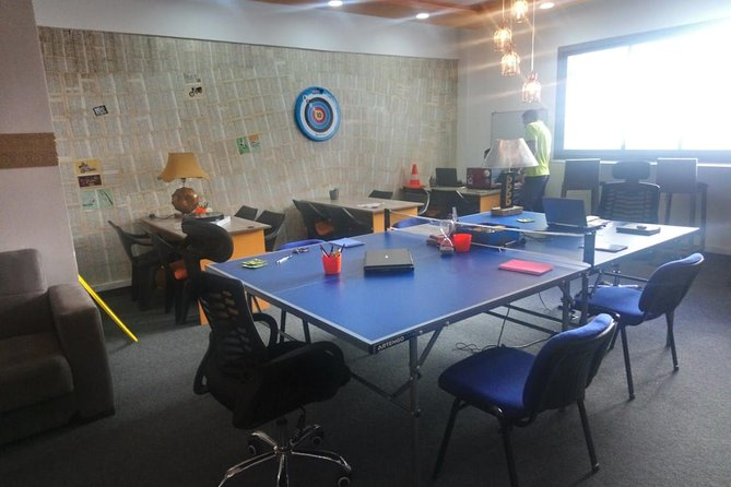 Coworking space acess
