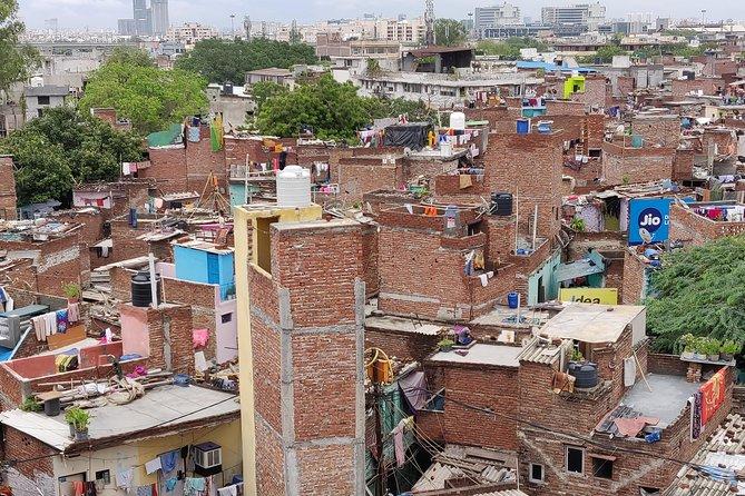 Sanjay Colony Slum Tour