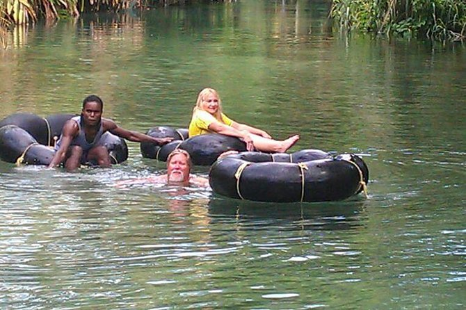 River Tubing and Blue Hole Private Tour from Ocho Rios photo 1