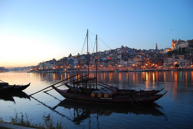 Oporto City Tour with Six Bridges Cruise and Wine Tasting