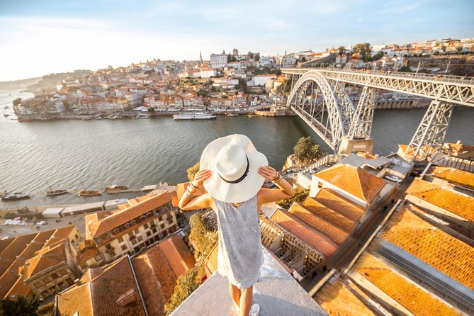 Porto: City Tour with Six Bridges Cruise and Wine Tasting