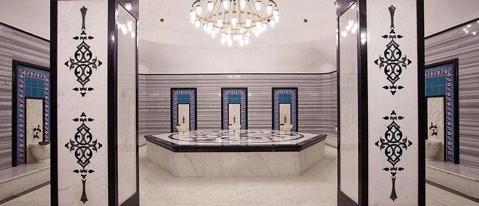 Dalyan VIP Turkish Bath, Sauna, Steam Room, Scrub, Foam Massage, Oil massage
