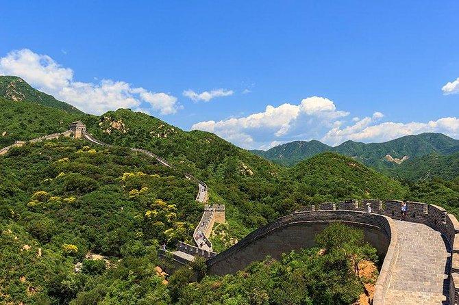 万里の長城、陵墓バスツアー